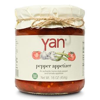 Yan Pepper Appetizer 16oz