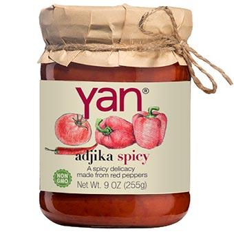 Yan Adjika Spicy Seasoned Sauce