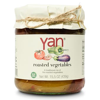 Yan Roasted Vegetables 15.5oz