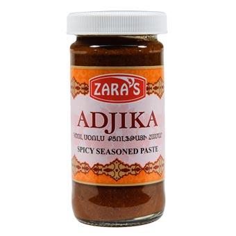 Zaras Adjika Spicy Seasoned Paste