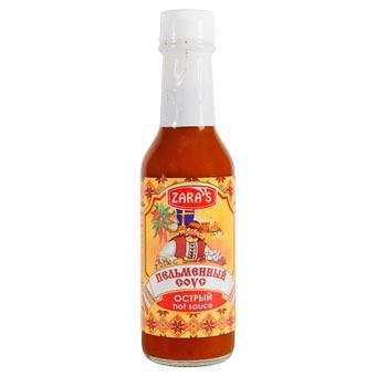 Zaras Hot Dumplings Sauce