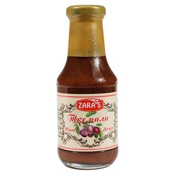 Zaras Tkemali Plum Sauce
