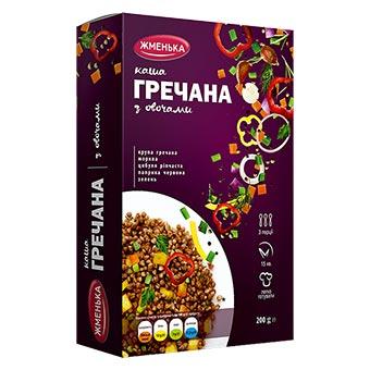 Zhmenka Buckwheat with Vegetables 200g