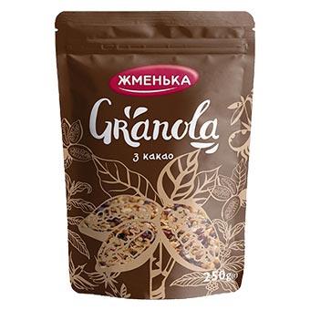 Zhmenka Granola Cacao 250g