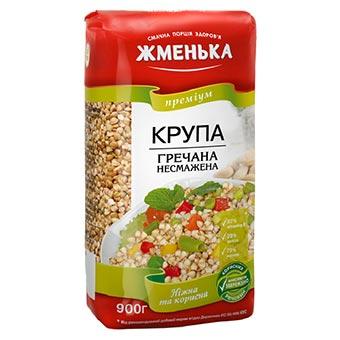 Zhmenka Green Buckwheat 900g