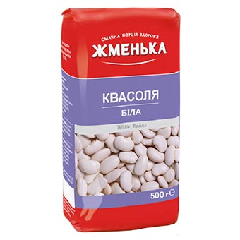 Zhmenka White Beans 500g