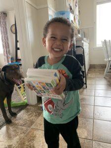 preschoolers and tech