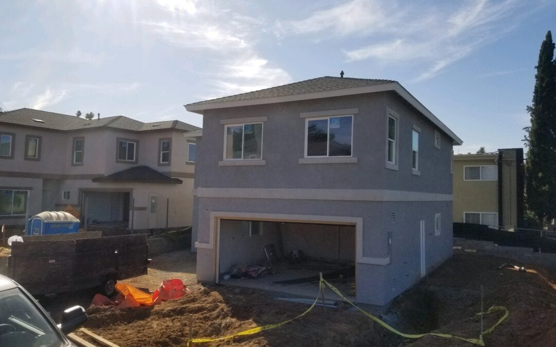 The Homes at Star Court | Single Family Community Painting San Diego