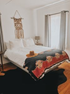 Air Bnb Cottonwood Cottages in Los Alamos California