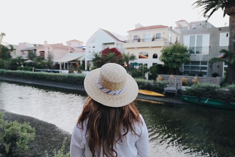 Alexis Alcala in Venice Beach