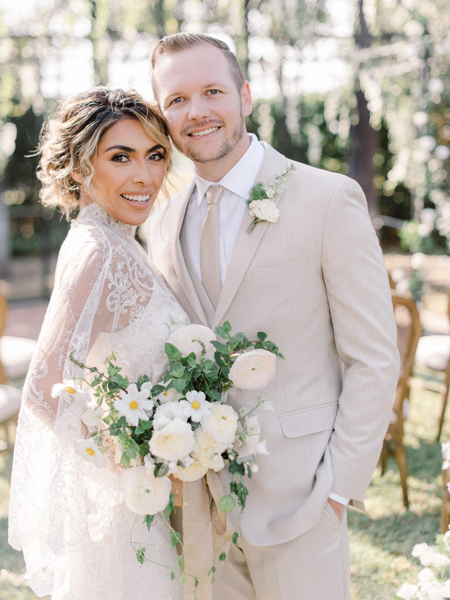 wedding, wedding season, biracial couple,