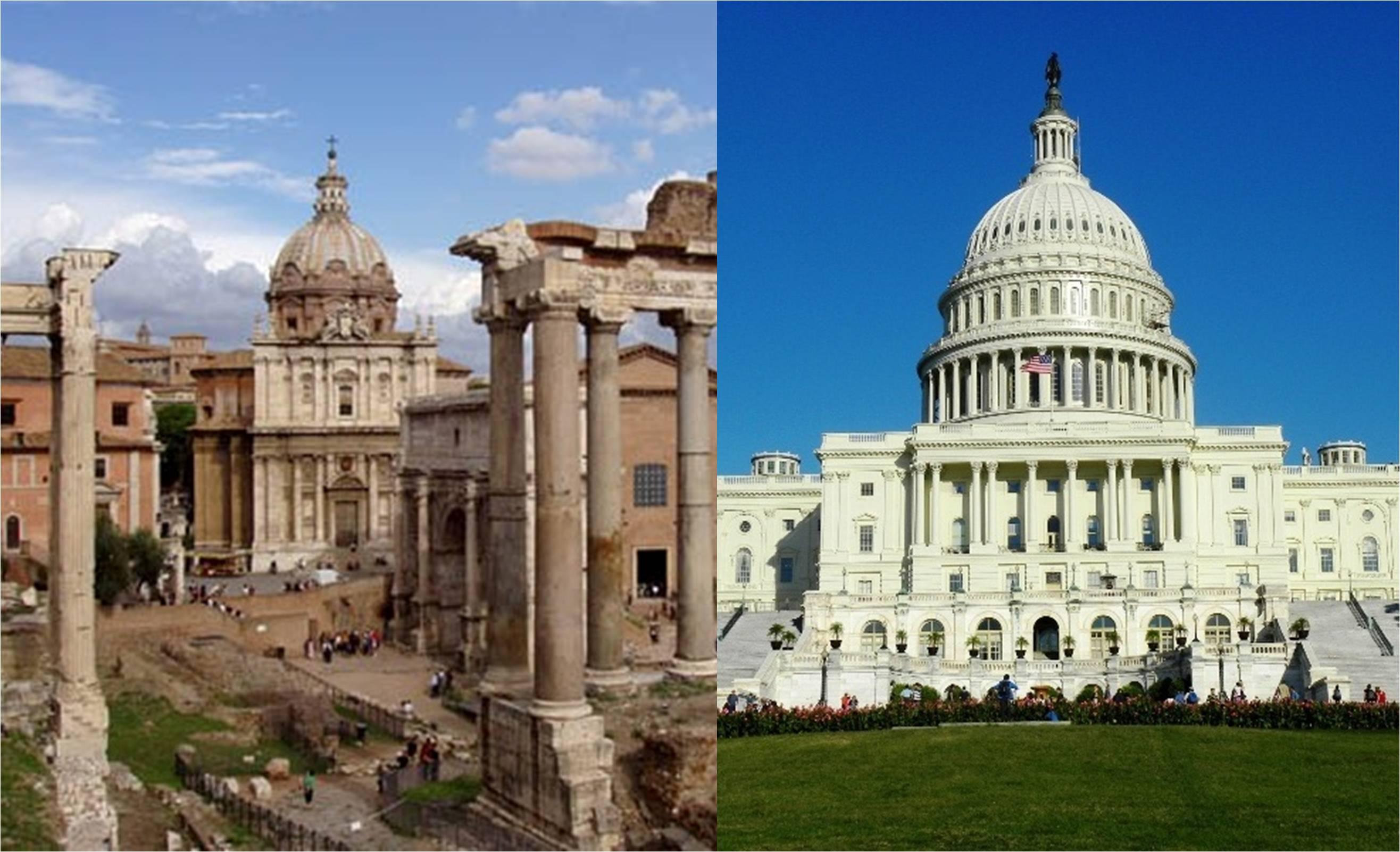 Rome and America: Feminism destroys
