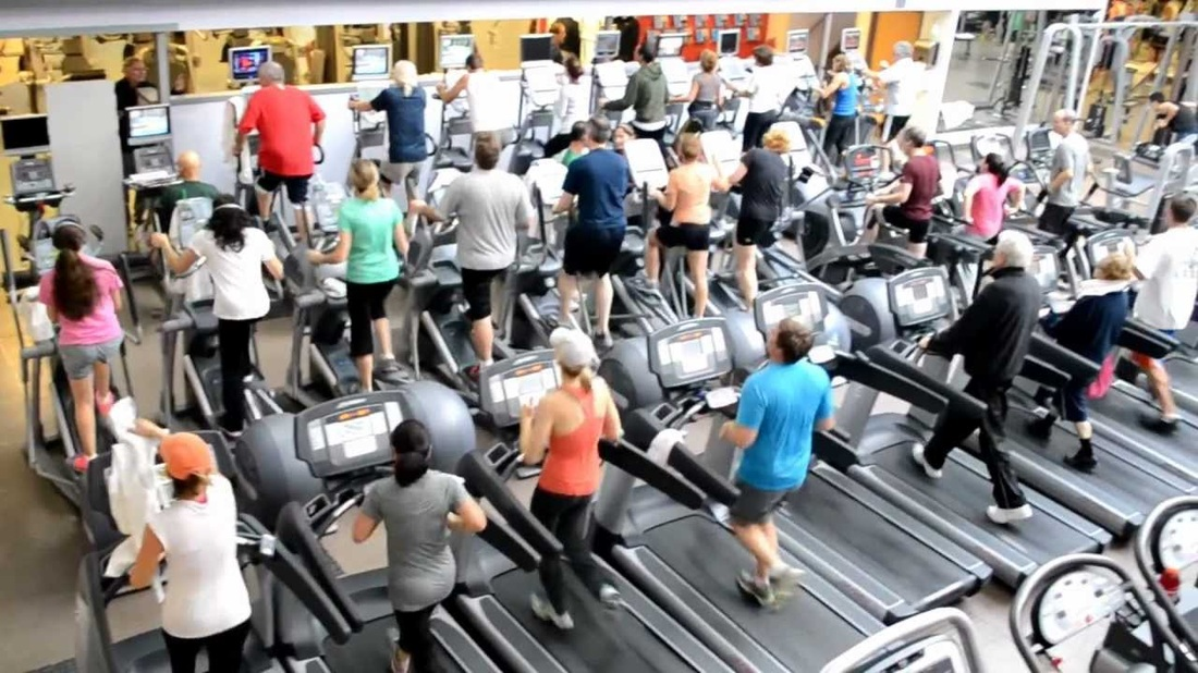 The power of kindness at the gym (and everywhere else)