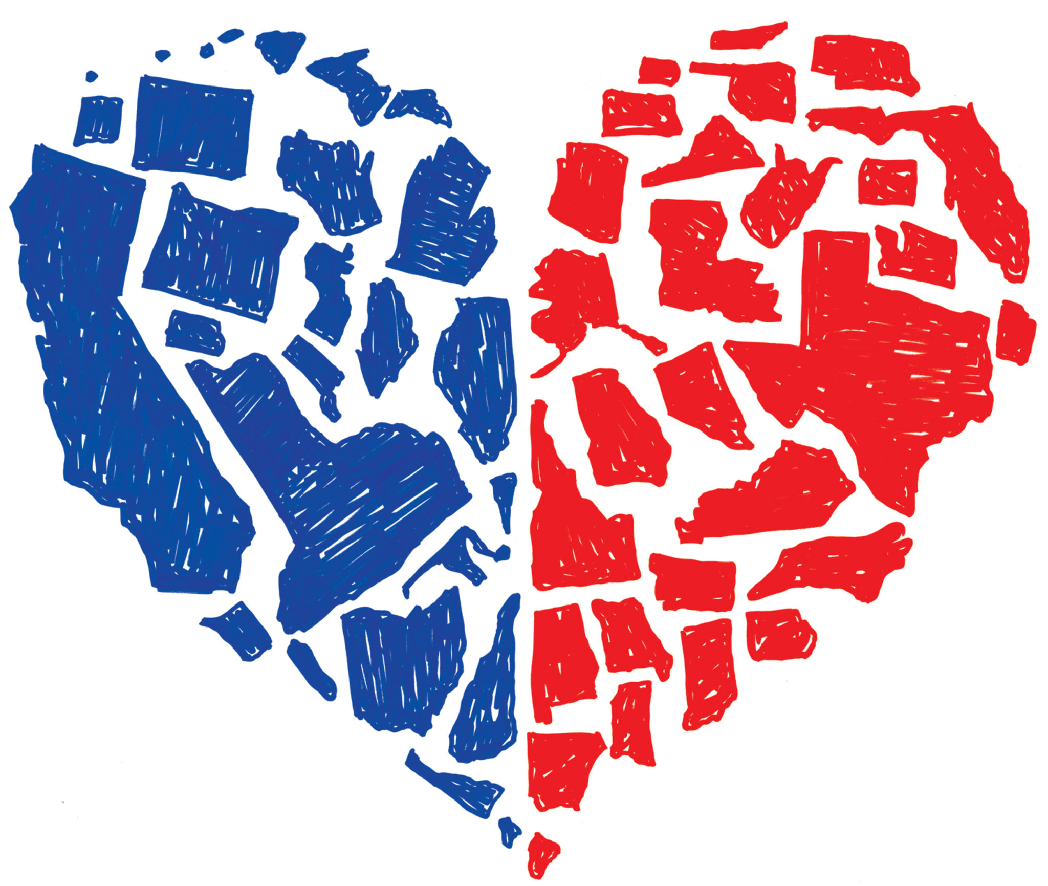 Is America more divided today than ever?