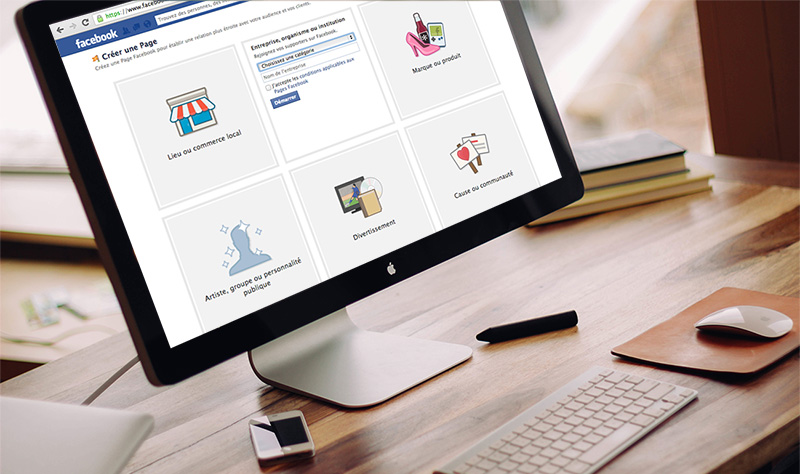 The right settings of your company's Facebook page