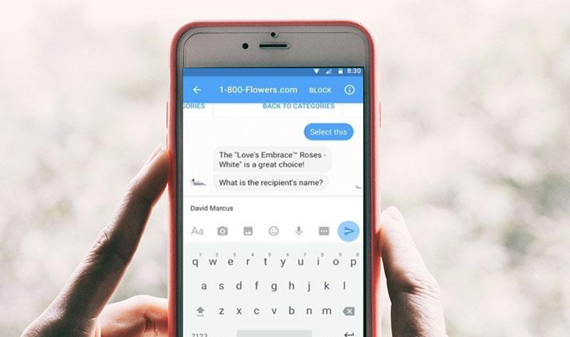 Les «Chatbots» ou les agents conversationnels, un outil pour aller plus loin dans votre service à la clientèle