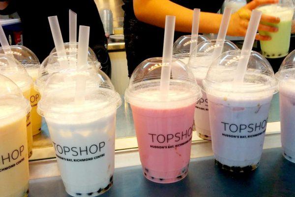 Topshop Bubble Tea