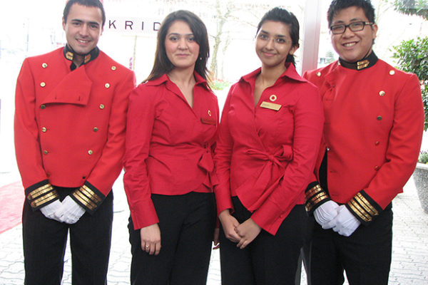 Oakridge Event with Staff