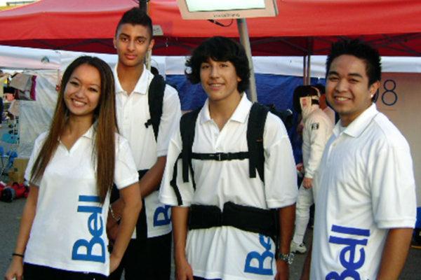 Bell staff