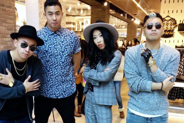 Topshop fashion customers