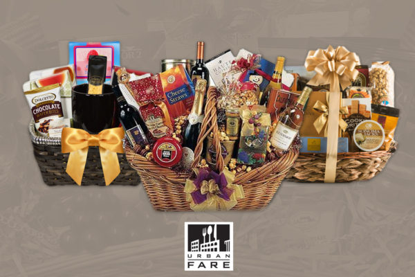 Gift Baskets for urban fare