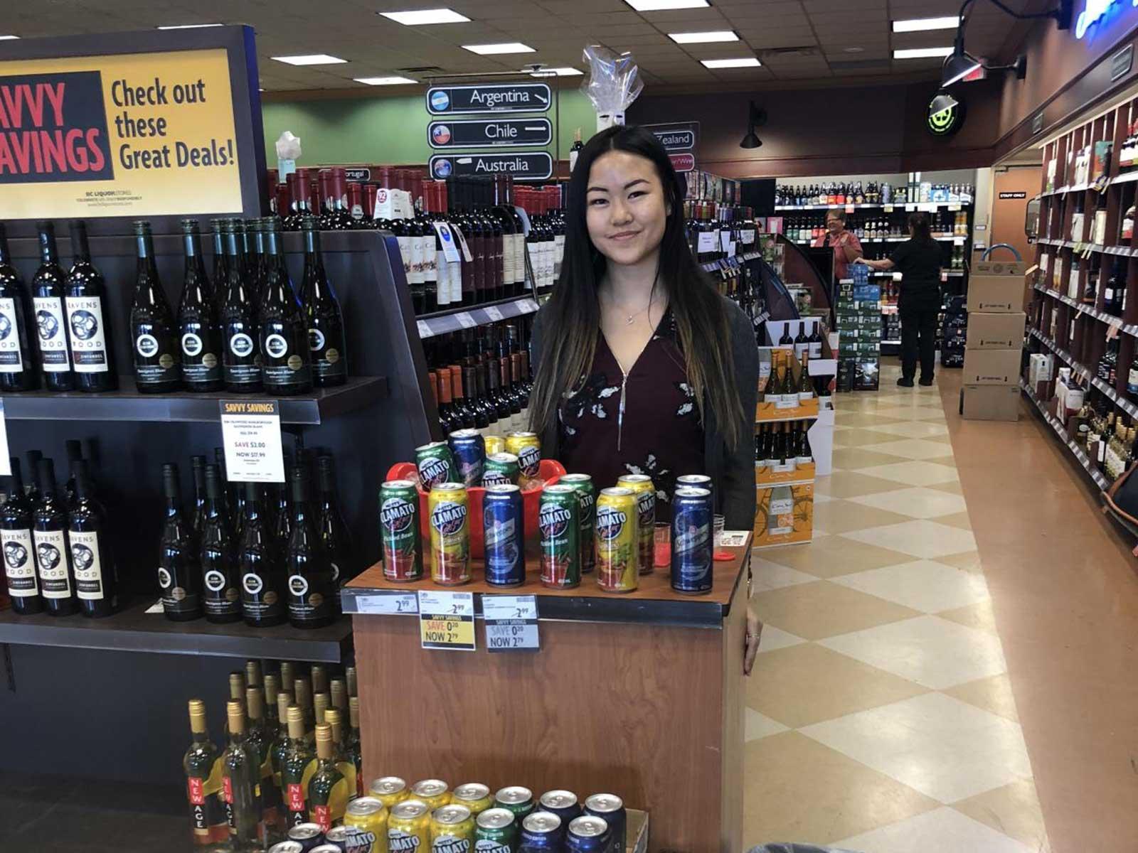 Alcohol Sampling Campaigns