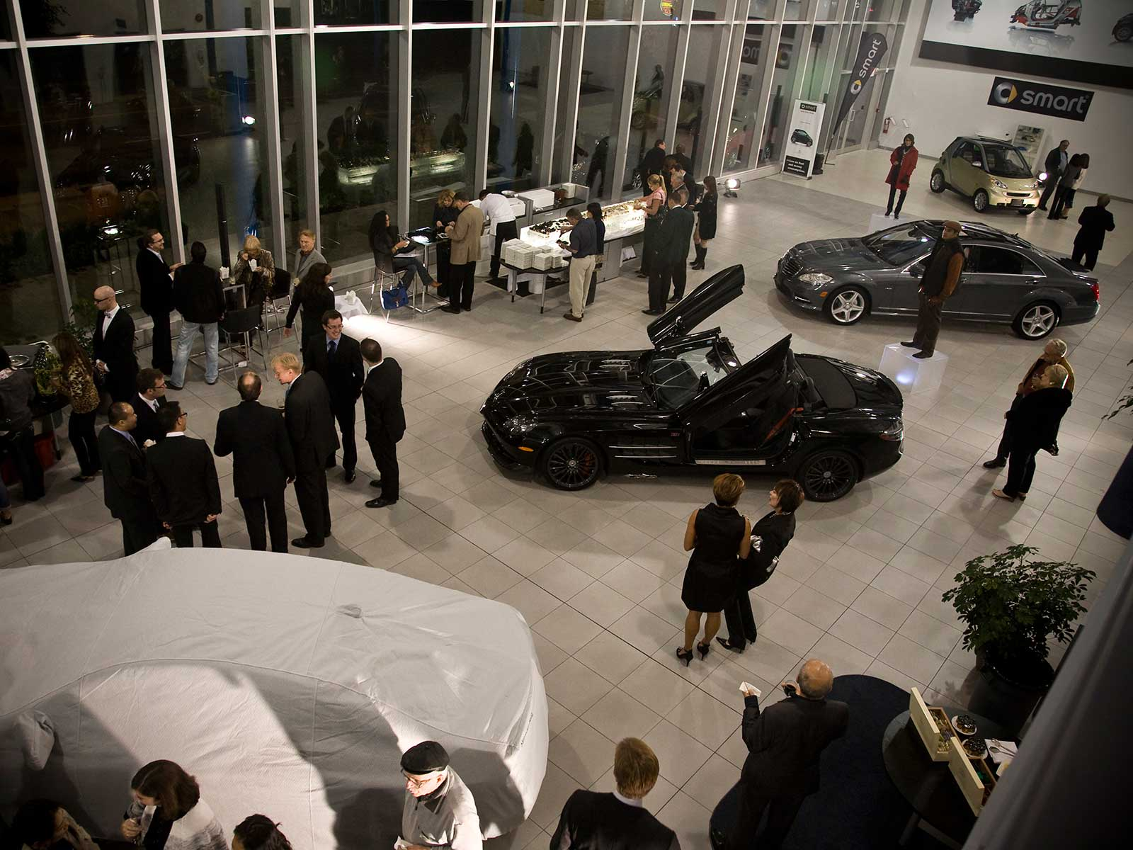 Mercedes Event Production