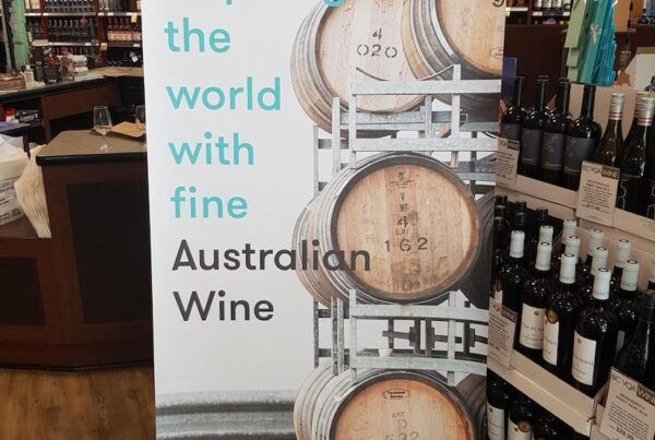 Wine Australia UB Marketing