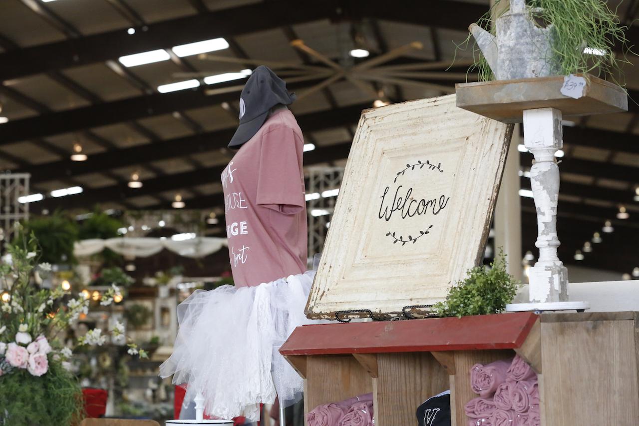 Vintage Market Days spring 2019