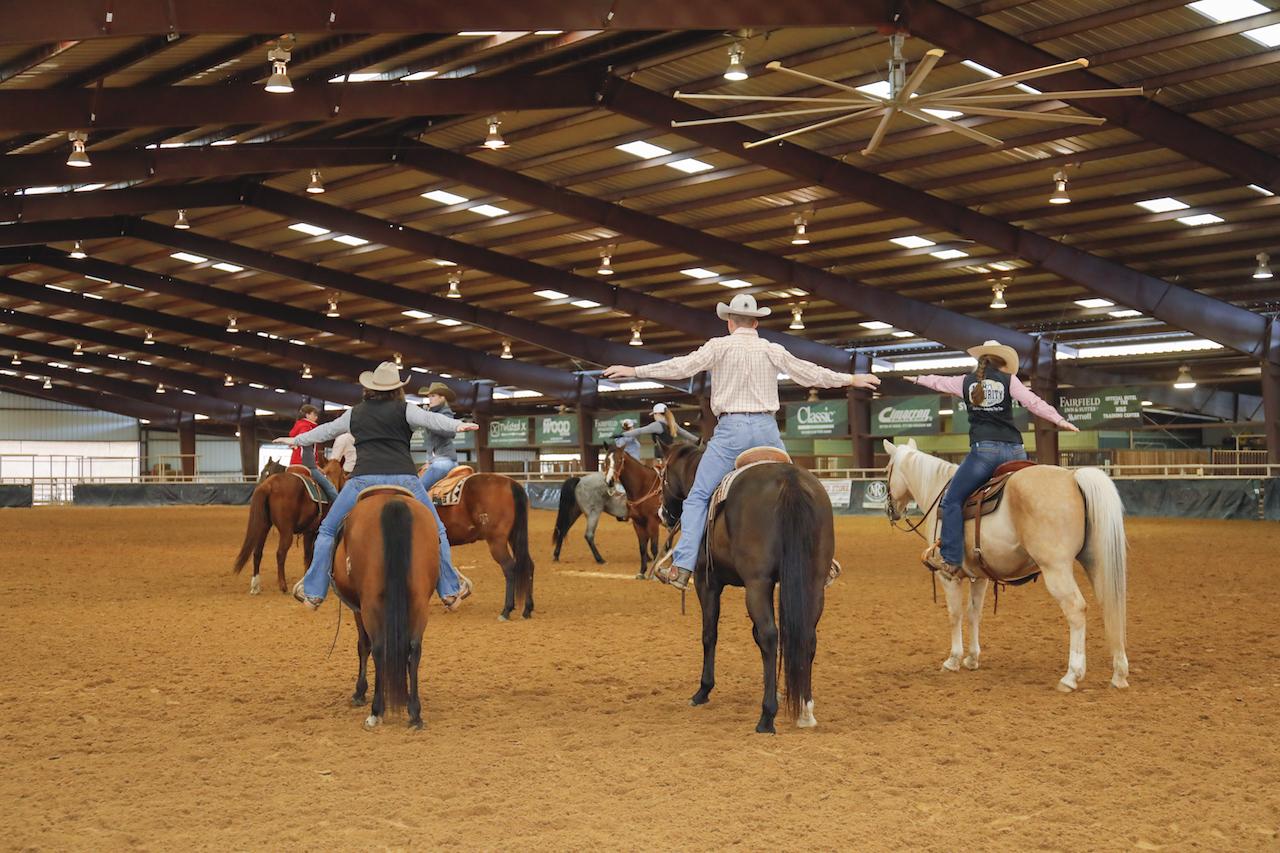 Women in Ranching workshop
