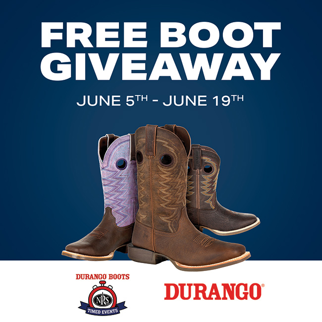 Free Boot Giveaway