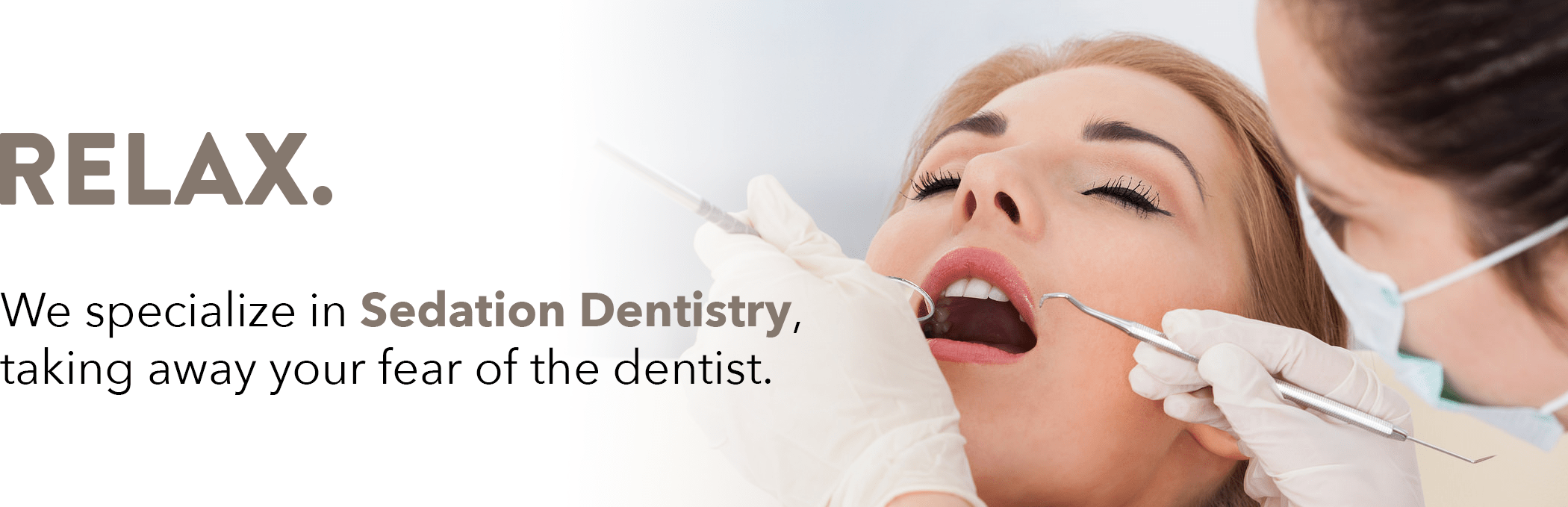 Sedation Sleep Dentistry