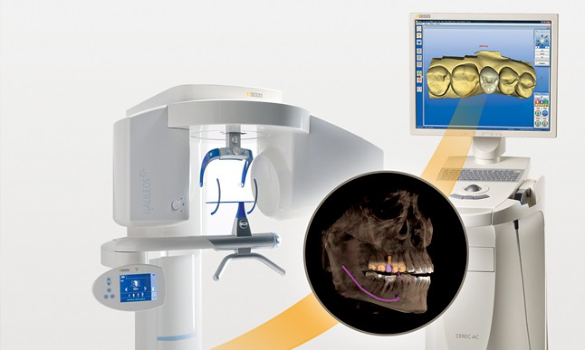 CT scan Digital Scanner