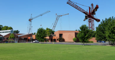 Building Update: IT, Security, Choir Room, General Contractor visits