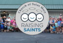 Raising Saints: Holy Family Day Party