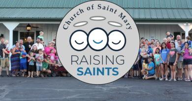 Raising Saints Campout 2019
