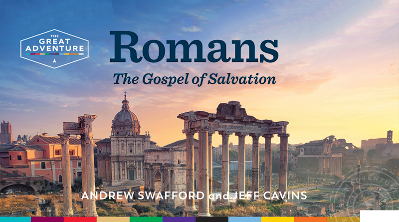 Romans Study begins next week