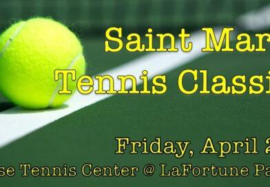 2020 Saint Mary Tennis Classic