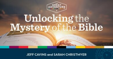 """""""Unlocking the Mystery of the Bible"""" Study coming soon!"""