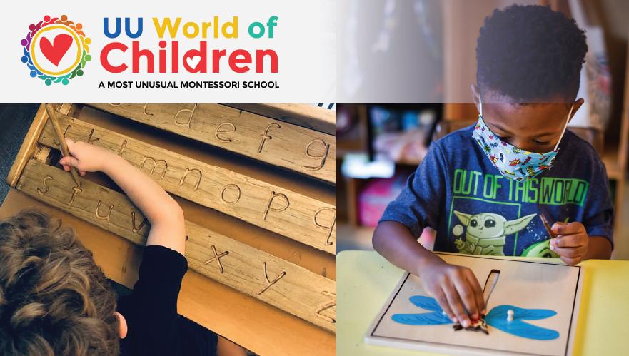 The UU World of Children