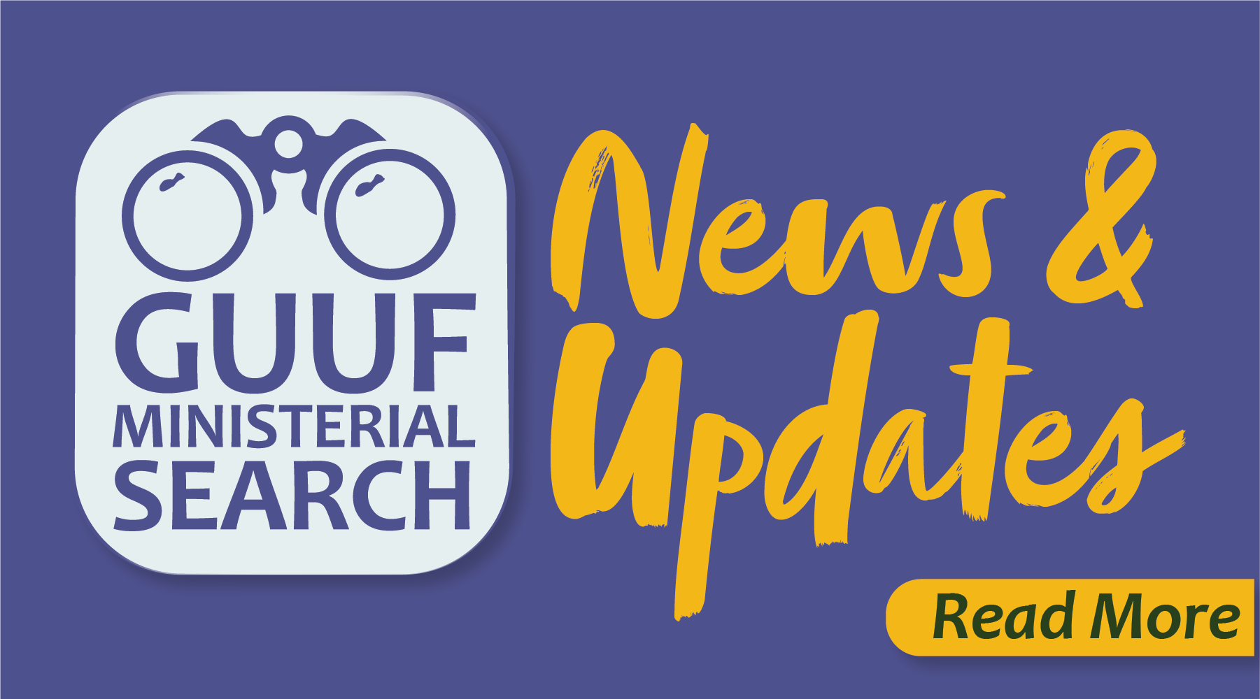 Ministerial Search News