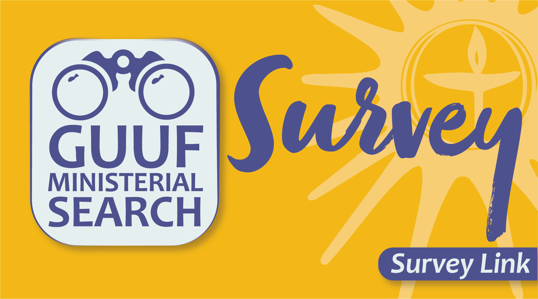 Congregational Ministerial Search Survey