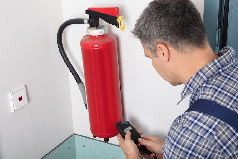 BirdDog Extinguisher Tracker