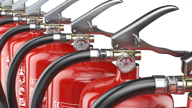 How To Streamline Fire Extinguisher Maintenance   BirdDog Inspection System   Asurio Inc. USA
