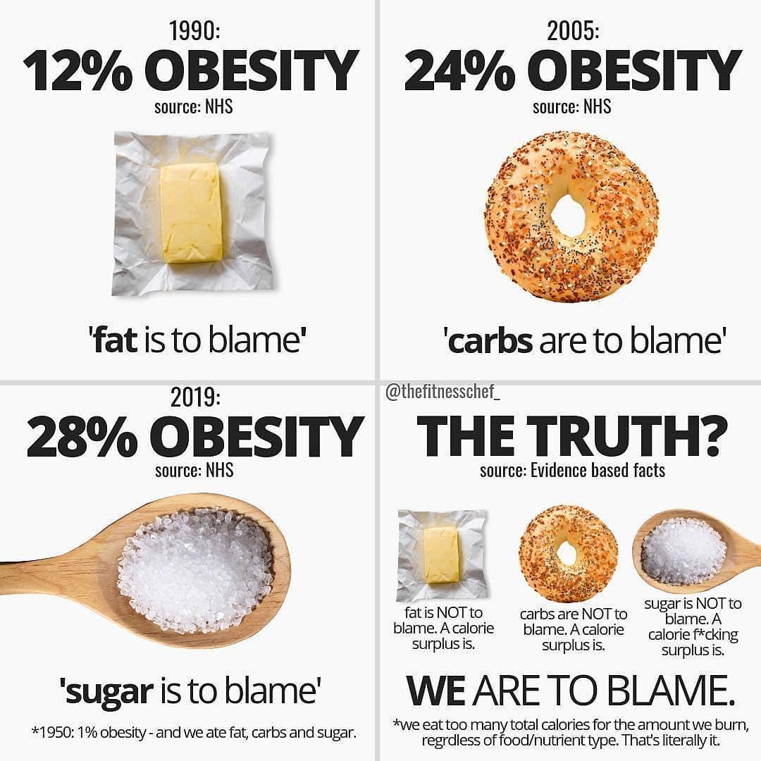 THE 'TRUTH' ABOUT OBESITY