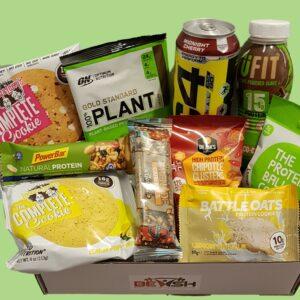Vegan Supplements box