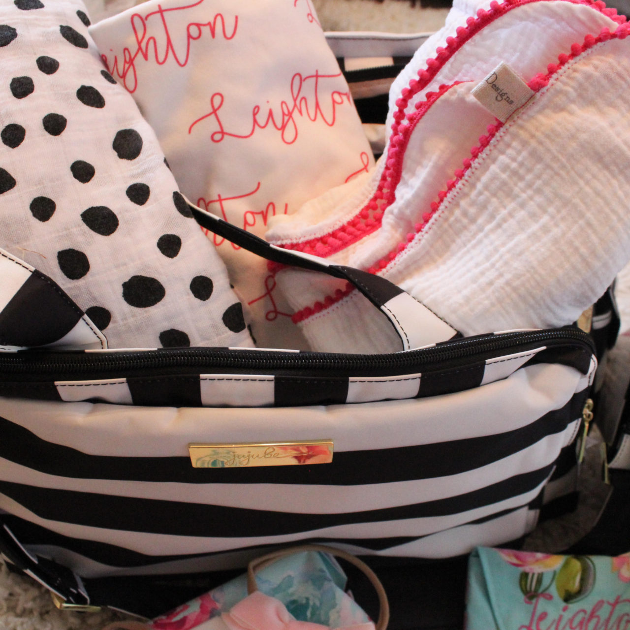 Hospital bag essentials: for the baby!