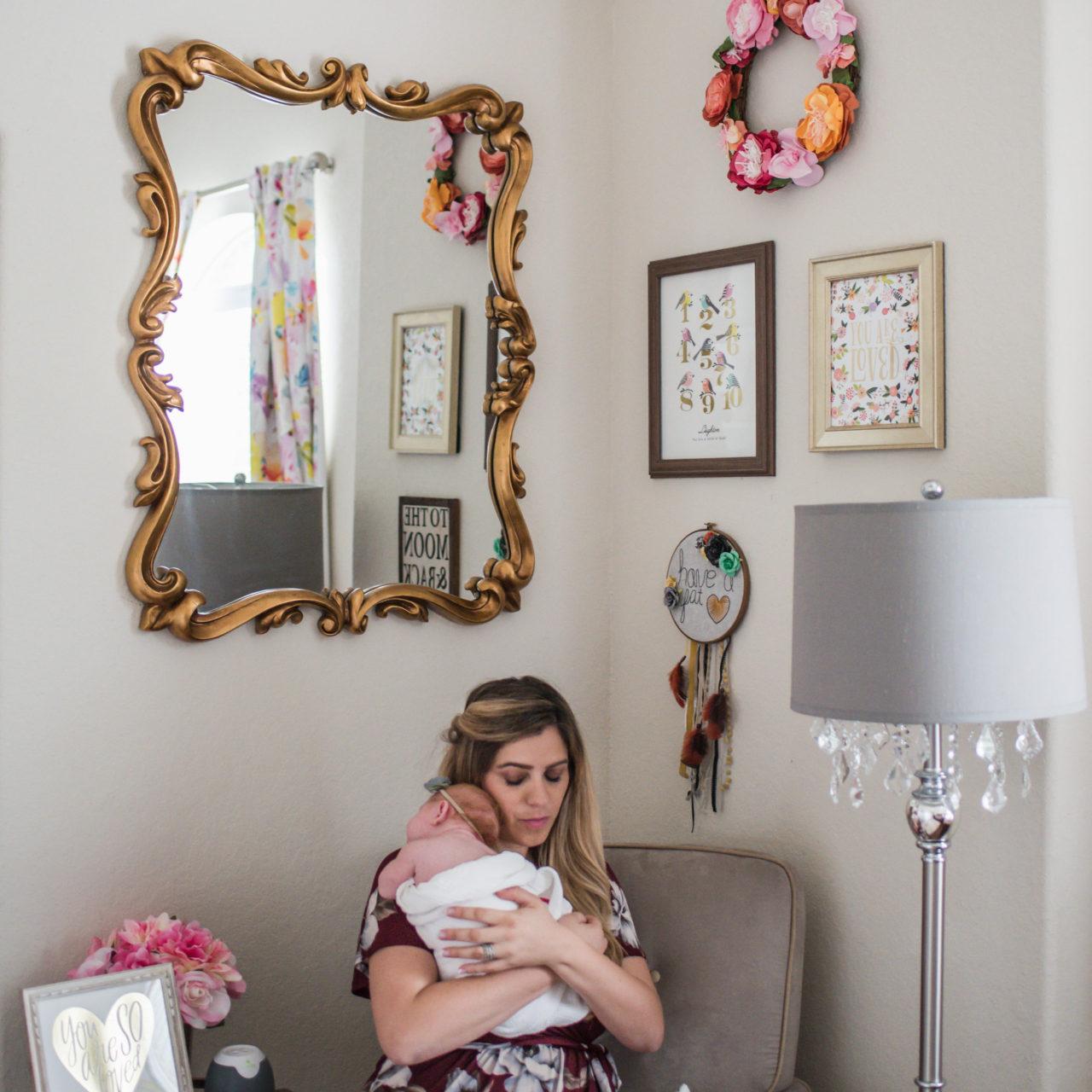 Leighton's nursery reveal!