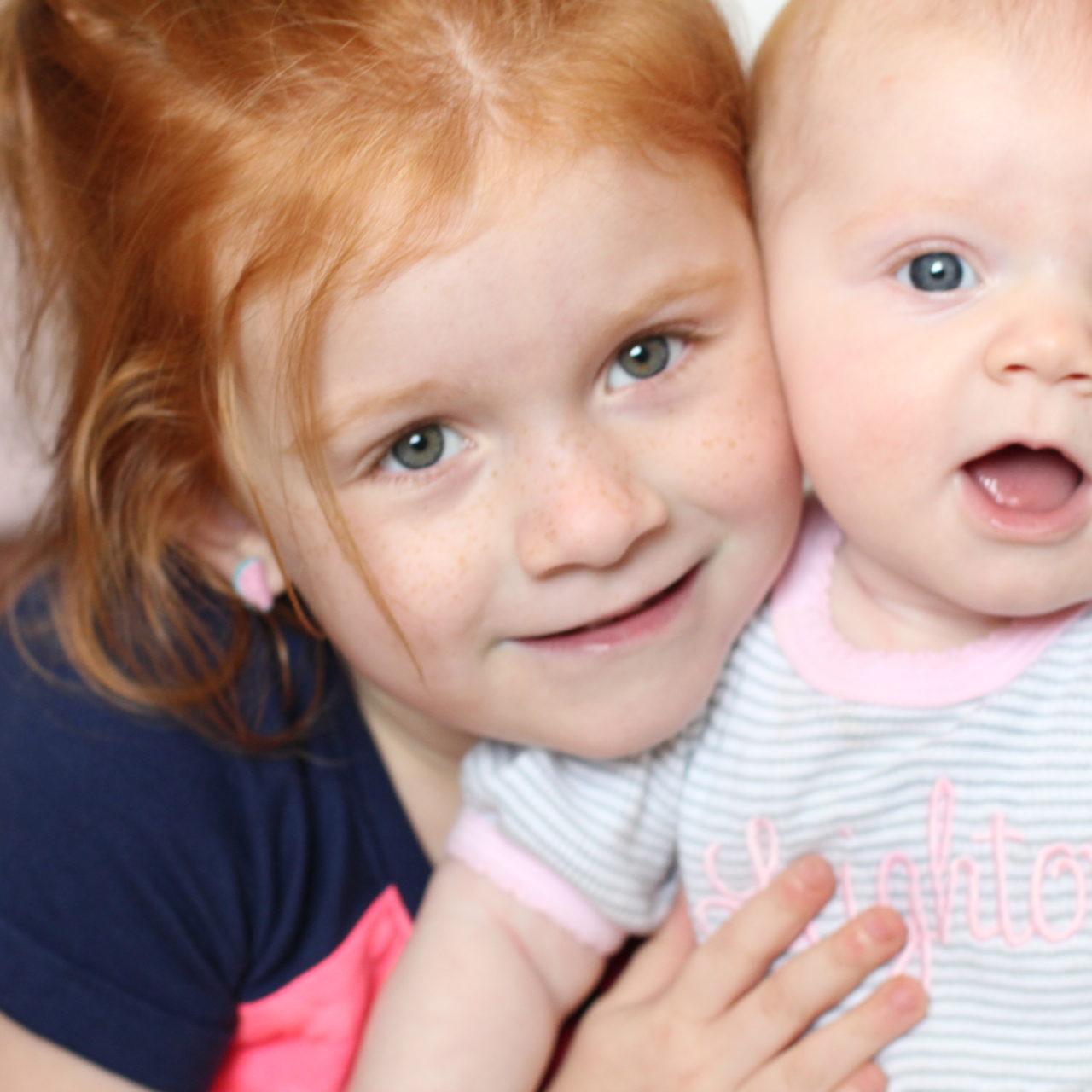 What I've learned from having 2 girls.