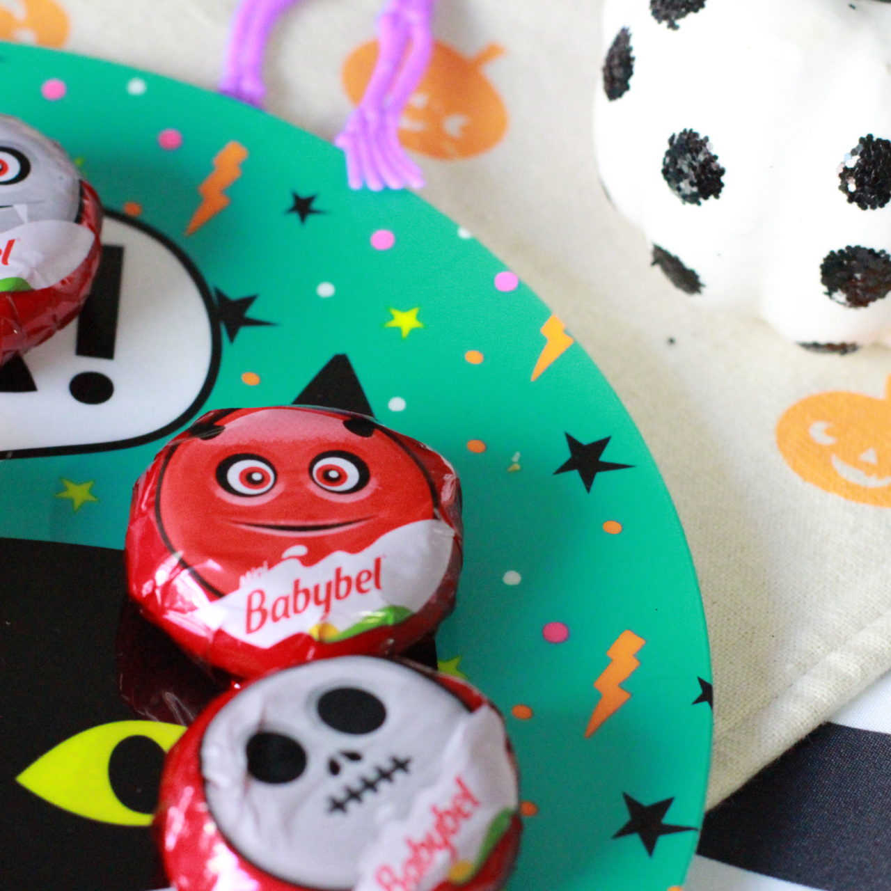 The PERFECT SPOOKY snack!